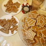 Turta dulce gingerbread cookies