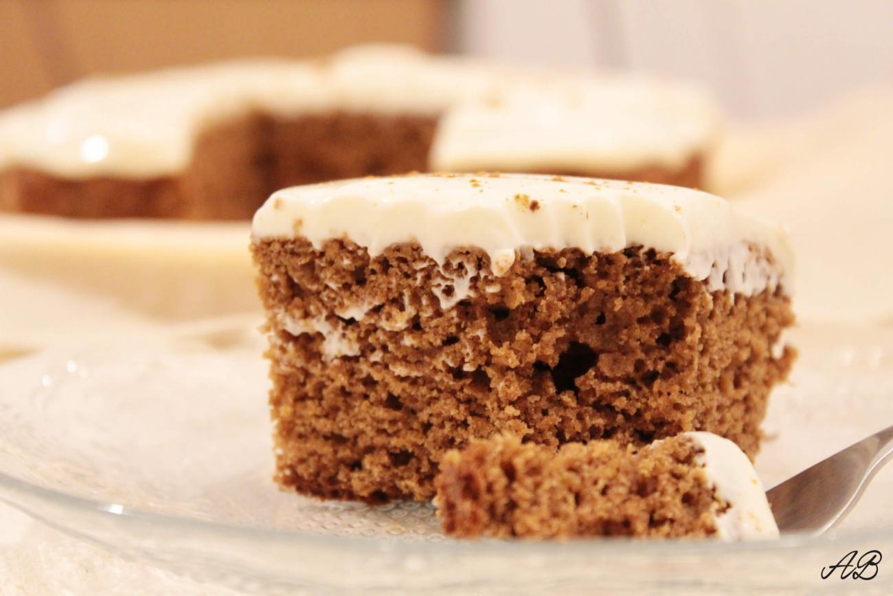 Prăjitură sănătoasă cu dovleac