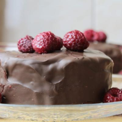Mini cheesecake raw vegan