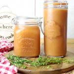 Supa de legume vegetable broth