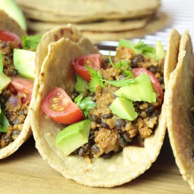 Taco vegan