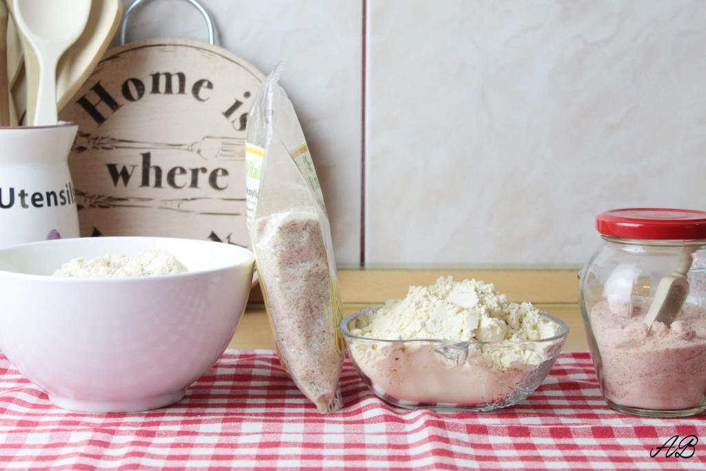 Tortillia fara gluten ingrediente