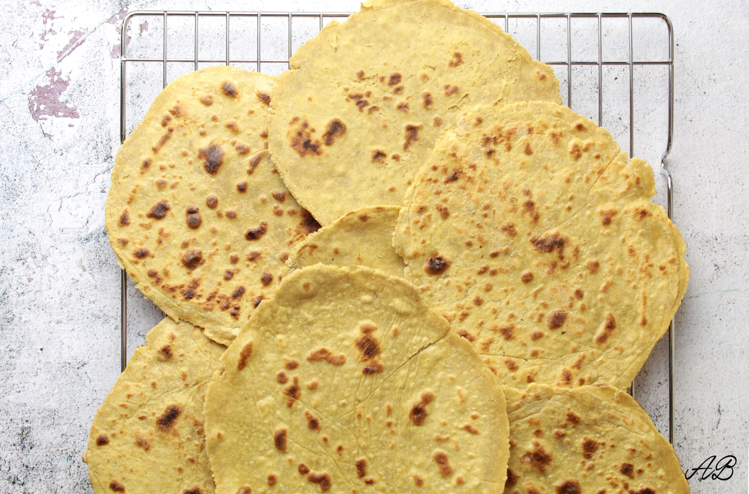 Tortillia fara gluten